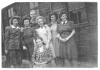 Women's Land Army Dressed Smartly
