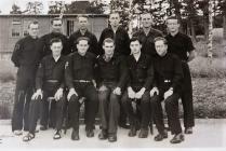 German POW at Clatterbrune