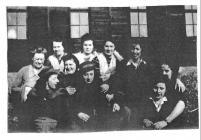 Women's Land Army Group, Presteigne,...