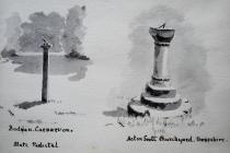 Sundials, 1895-1924 by Annie Cummings
