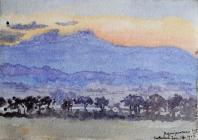 Before sunrise, Castlesands, 7.45am, Jan 14th,...