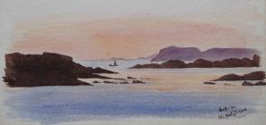 Near Holyhead, Sept 14th, 1889 by Beatrice...