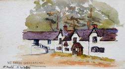 Wethrer Loggerheads, Near Mold, North Wales by...