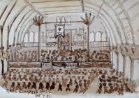 Rhyl Congress Hall, Oct 7th, 1891 by Beatrice...