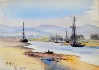 Rhyl, Oct, 1891 by Beatrice Cummings