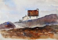 Cottage, Sep 15, 1893 by Beatrice Cummings