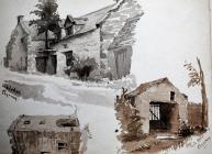 The Lodge Clynnog / Porch / Lych Gate, Clynnog...