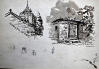 Hawarden Church/ House of Correction Hawarden...