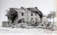 Uninhabited house in Llangwyfan, May 25th, 1901...