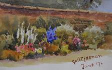 Galltfaenan, June 17th by Beatrice Cummings