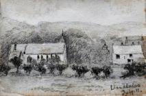 Llanddulas, July 11th by Beatrice Cummings