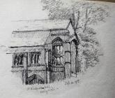 St Winifrede's Well, Holywell, Sep 10th, 1913...