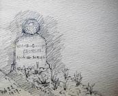 Gravestone  – William Cummings  Feb 22 1919 by...