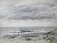 Rhyl, Sep 2nd, 1925 by Beatrice Cummings