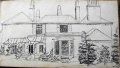 House, Aug 17th, 1877 by Annie Cummings