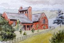 Caedon Church on Dolgelly road 14 by Annie...