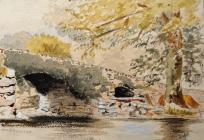 Llanystumdwy, Sep 14th, 1886 by Annie Cummings