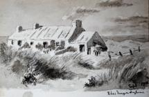 Rhos Neiger, Anglesey, Sep, 1900 by Annie Cummings