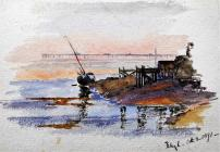 Rhyl, Oct 8th, 1891 by Annie Cummings