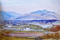 Holy Island – Snowdon Range, 1893 by Annie...