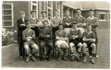 Machynlleth Secondary School Football Team c1960