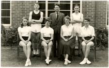 Machynlleth Secondary School c1960 Athletics Team