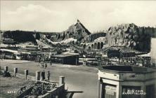 Barry Island and The Scenic Railway, 1950s
