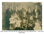 Milbrow Sims Evans Group Photograph c1905