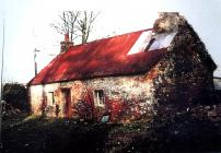 An old cottage in Hook Pembrokeshire