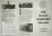 The Black Diamond Village, Hook, Pembrokeshire