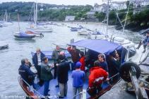 Friends of Cardigan Bay and the BBC, New Quay