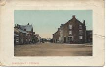 North Street, Caerwys, from Mostyn Square c1910