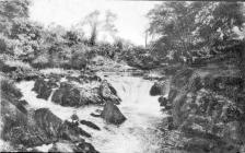 Penybont, by Mallwyd Bridge