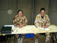 Ian Davies, Iraq, 2006