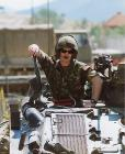 Ian Davies, Kosovo, 2000