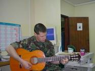 Ian Davies, Kosovo 2000