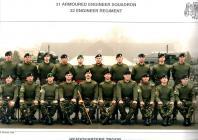 31 Armoured Engineer Squadron, 1999