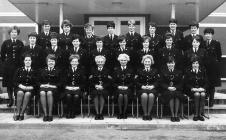 Policewomen's Course 1967 Vale of Glamorgan