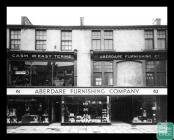 Photograph of Aberdare Furnishing Company, 61 ...
