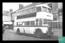 Photograph of Cardiff Street, Aberdare, date...