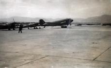 Douglas C47 Dakota, India, 1945