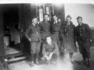 John Martin, World War Two