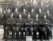 RAF Trade Training, 384F Squad, Blackpool, 1942