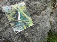 Upper Ystwyth Waterfall