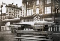 V1 Flying Bombs, Brussels, 1945