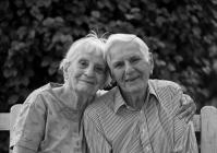 John and Adelaide Martin, Tanygroes 2018