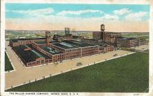 Postcard of the Miller Rubber Co., Akron, Ohio