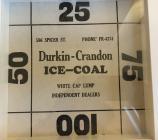 The Durkin and Crandon 'Ice and Coal' company