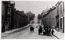 Harvey Street leading into Kenilworth Road,...