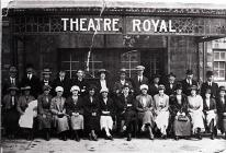 The Staff of the Theatre Royal, Barry